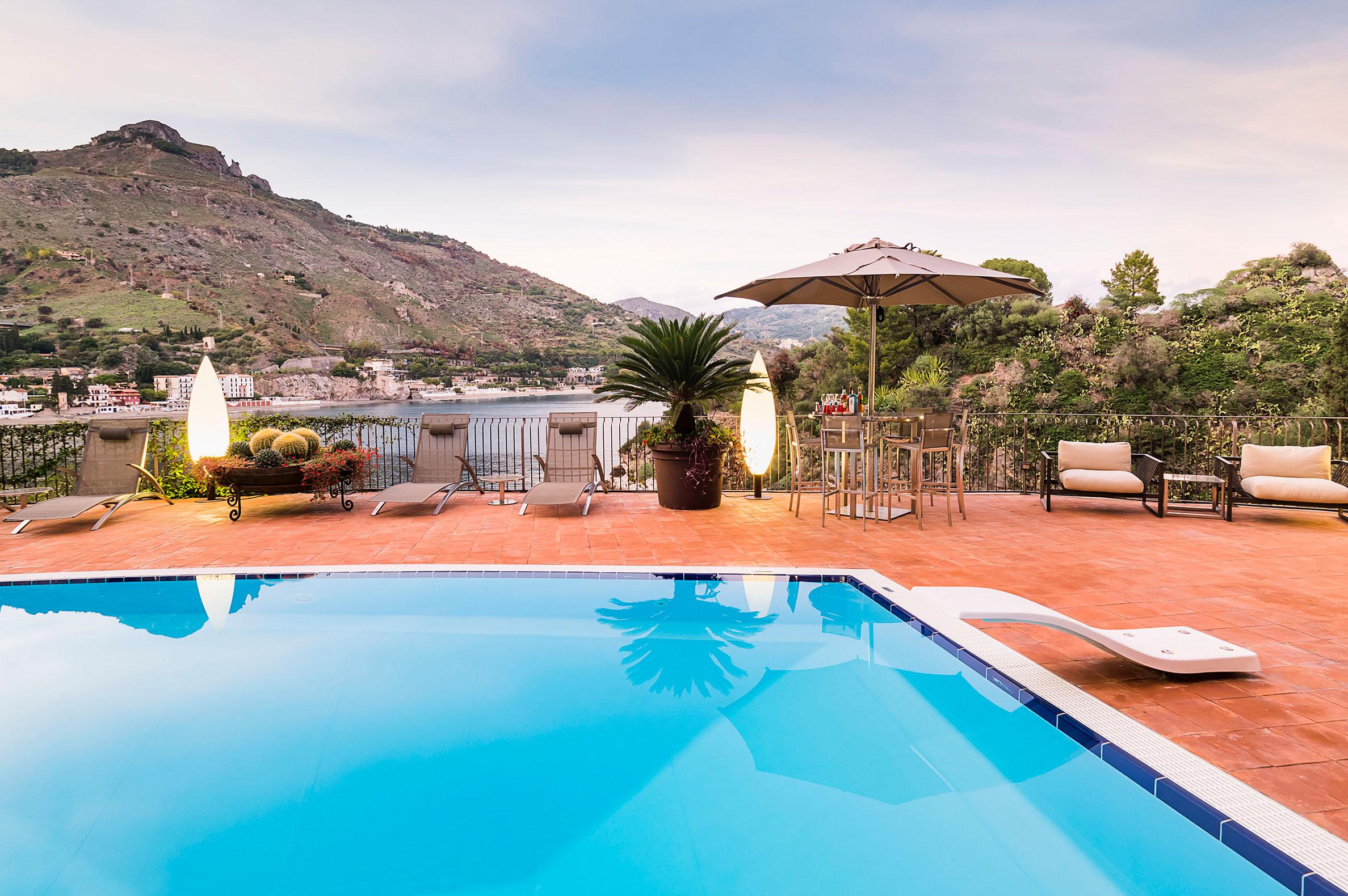 Villa Messana - Whole House in Taormina, Sicily - Italian ...